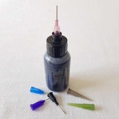 jagua para tatuajes temporales en aplicador de 1 onza con 6 puntas